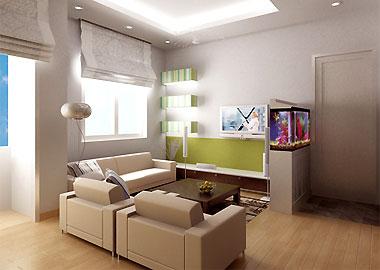 chonmauphongngu3 Chọn màu phòng ngủ theo mệnh