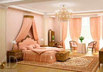 chonmauphongngu5 Chọn màu phòng ngủ theo mệnh