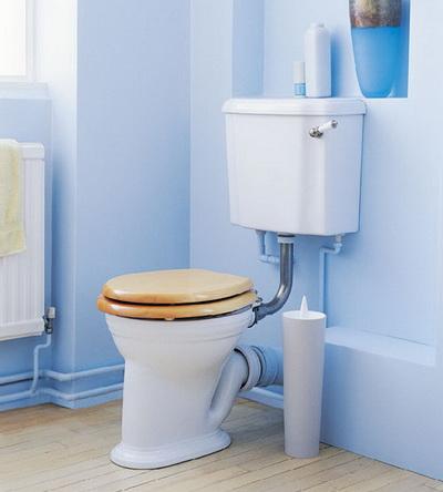 ptphongtam2 Phong thuỷ phòng tắm và những điều cần lưu ý