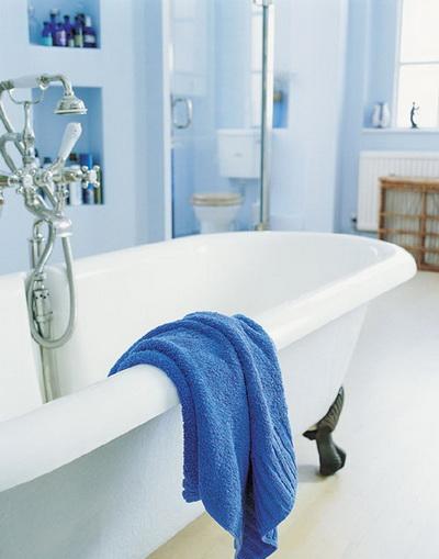ptphongtam3 Phong thuỷ phòng tắm và những điều cần lưu ý