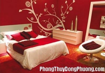 bc711e49cc23483498a29bc12bddebe5 1 Bố trí màu sắc, ánh sáng và đồ vật trong phòng ngủ