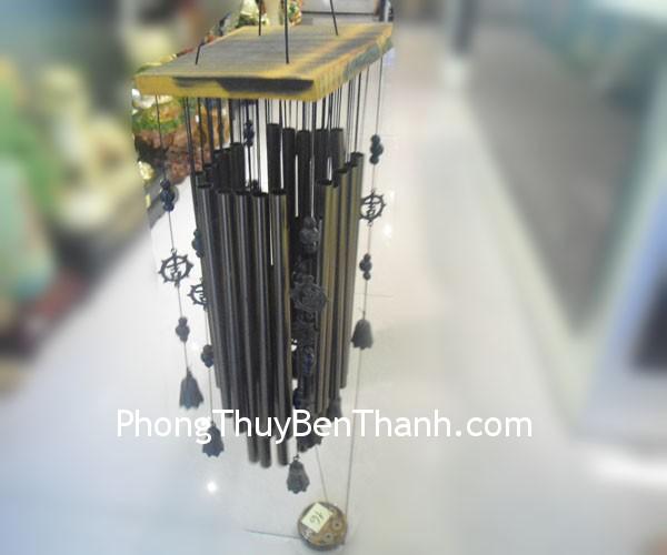 chuong gio c1116 01 Chuông gió phong thủy treo 32 thanh kim loại thu hút năng lượng C1116