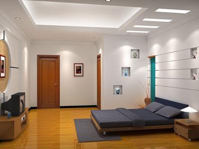 phong ngu chung cu Bài trí các phòng trong căn hộ chung cư