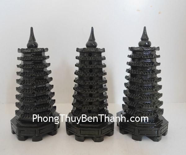thap van xuong lam ngoc 9tang 01 Tháp Văn Xương Lam Ngọc Vân Nam kích hoạt cung trí tuệ K017