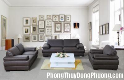 121 phongthuy016 Cách bài trí sofa đẹp hợp phong thủy