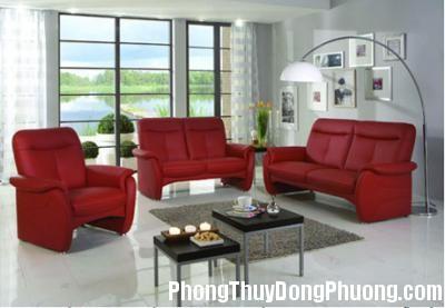 121 phongthuy017 Cách bài trí sofa đẹp hợp phong thủy