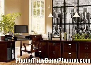 54 phong lam viec tai nha 300x214 Phong thủy thiết kế văn phòng làm việc tại nhà
