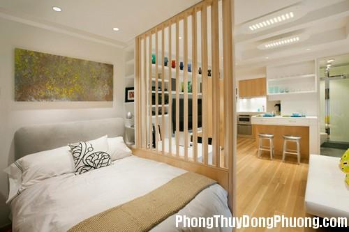 5D5 giuongngu2 Cách hóa giải giường ngủ gần cửa ra vào