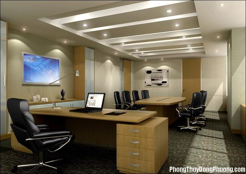 bo tri van phong lam viec theo phong thuy cho thue van phong hcm3 Ứng dụng phong thủy trong bài trí văn phòng