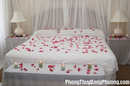 phong thuy vun ven tinh yeu Thay đổi trong ngôi nhà để giữ gìn hạnh phúc lứa đôi