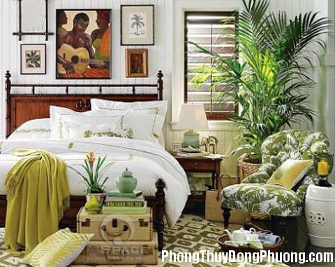 147 phong thuy khong gian nho 1 Phong thủy cho phòng ngủ nhỏ