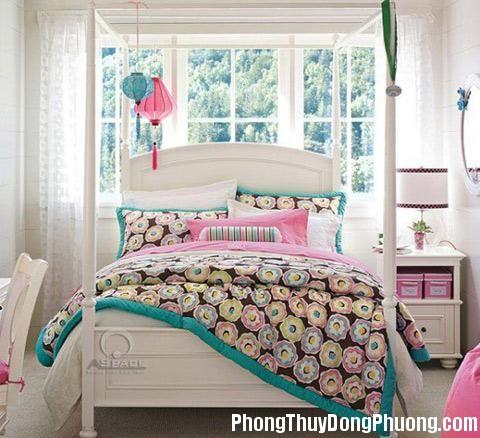 147 phong thuy khong gian nho 3 Phong thủy cho phòng ngủ nhỏ