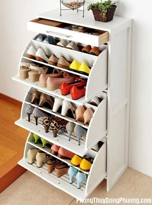 201405120120335131 Phong thủy tủ đựng giày ảnh hưởng tới may mắn, tài lộc của gia đình