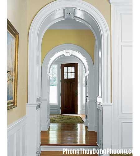 C60 ptcua1 Bài trí hướng cửa chính theo mệnh của chủ nhà
