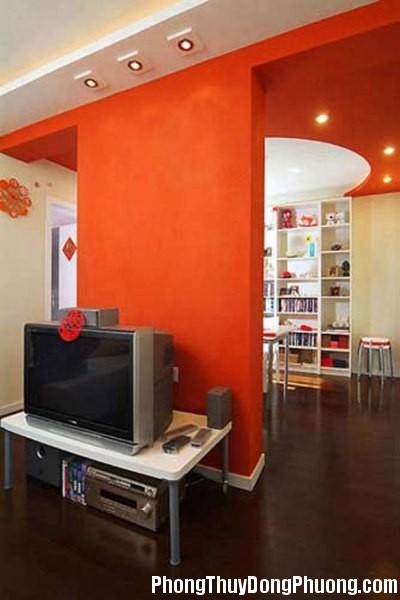 file.297638 Sử dụng màu cam trang trí nhà cửa hợp phong thủy