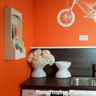 file.297639 Sử dụng màu cam trang trí nhà cửa hợp phong thủy