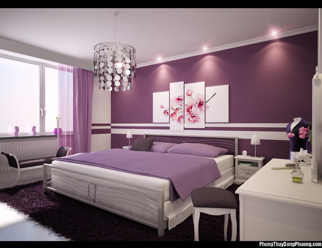 13694502472675509591 Chọn màu sắc cho phòng ngủ
