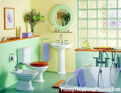 237 5 Lời khuyên vàng cho phòng tắm