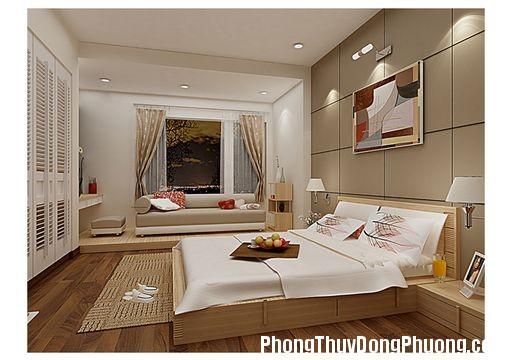 31 Phong thủy chiếu sáng và trang trí trong phòng ngủ