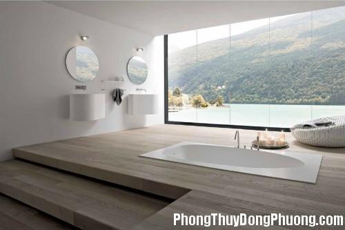 32 Nguyên tắc thiết kế phòng vệ sinh đẹp và hợp phong thủy