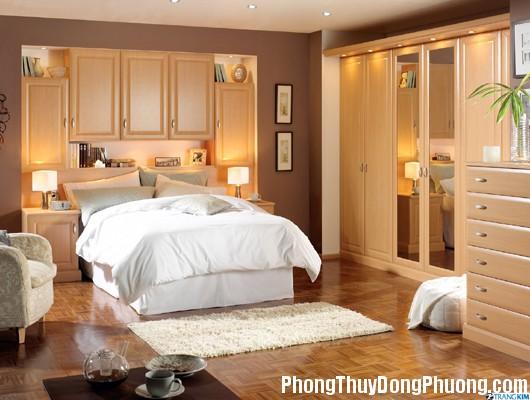 321 Phong thủy chiếu sáng và trang trí trong phòng ngủ