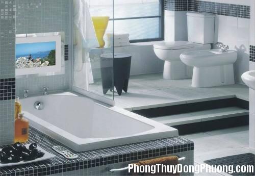 33 Nguyên tắc thiết kế phòng vệ sinh đẹp và hợp phong thủy