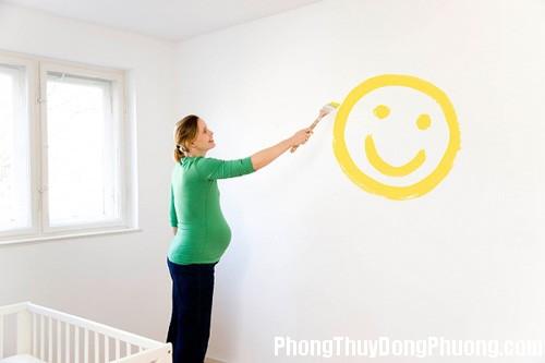 38 Trang trí nội thất khi nhà có phụ nữ mang thai