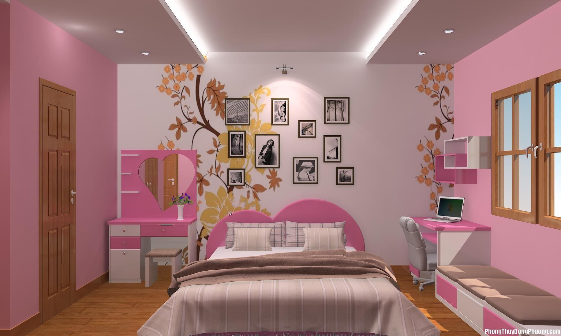 G2 Chọn màu sắc cho phòng ngủ