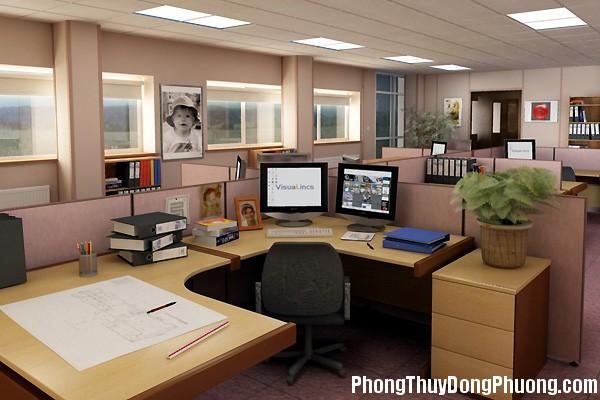 Office 2 Phong thủy giúp tránh nguy cơ thất nghiệp