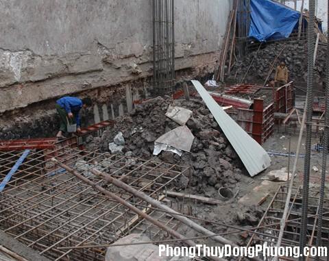 phong thuy nha o4 Thận trọng khi đào giếng và lấp giếng