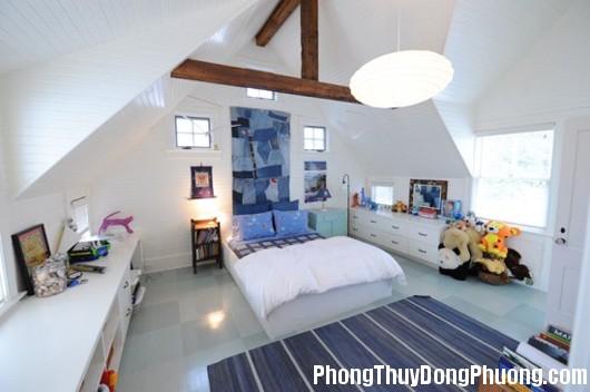 101532baoxaydung 18 1408102118 Kiêng kỵ đặt phòng ngủ và bàn làm việc dưới xà nhà