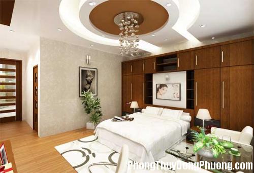 phong thuy nha o Lưu ý khi đặt cây xanh trong phòng ngủ