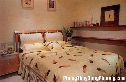 phong thuy phong ngu3 Phong thủy chuẩn cho phòng ngủ