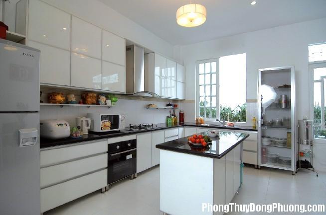 tin tuc 20140829115505292 Những nguyên tắc phong thủy trong thiết kế nhà bếp