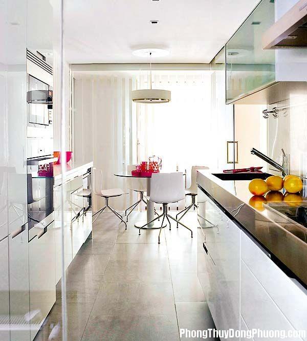tin tuc 20140829115505479 Những nguyên tắc phong thủy trong thiết kế nhà bếp