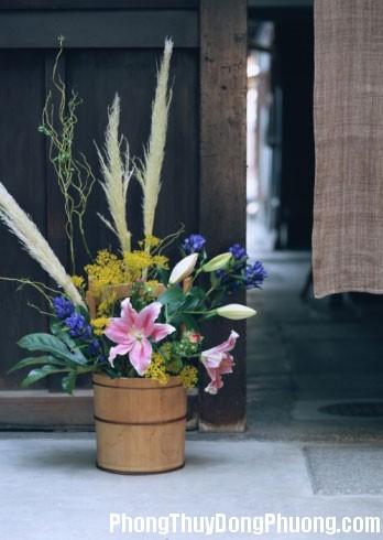 hoa2 Chưng hoa mang lại may mắn và niềm vui cho gia chủ