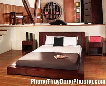 lea bed 01 Không nên kê giường thẳng hàng với cửa