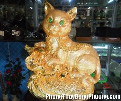 minhoa Biểu tượng Mèo trong phong thủy