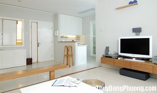 phong thuy cho can ho co nhieu phong ngu 1 Cách bố trí cho căn hộ nhỏ hợp phong thủy