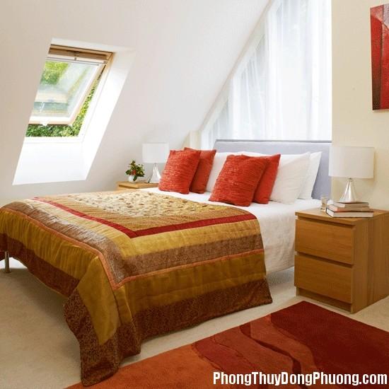 phong thuy ung dung2 Phong thủy trong phòng ngủ