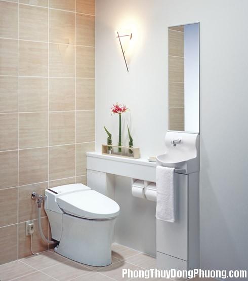 29 Những nguyên tắc  phong thủy trong bố trí phòng tắm