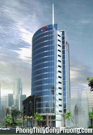 956 vp5 Ứng dụng phong thủy trong thiết kế cao ốc văn phòng và văn phòng làm việc.