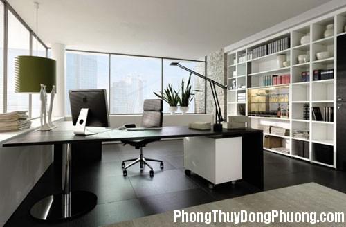a23 Bố trí nội thất phòng làm việc giúp tăng hiệu quả làm việc