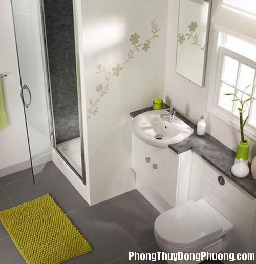 a54 Những lưu ý khi thiết kế phòng tắm hiện đại