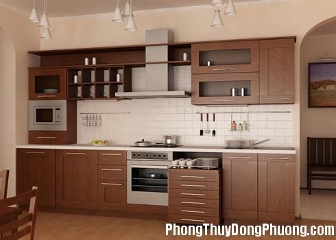 bep11 Bố trí bếp đem lại vượng khí cho ngôi nhà