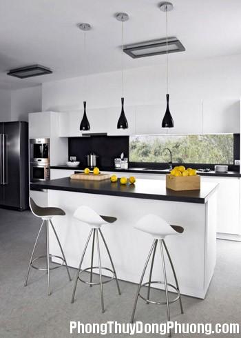 bep2 Những điều nên tránh khi bố trí nhà bếp