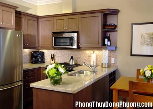 bep31 Bố trí bếp đem lại vượng khí cho ngôi nhà