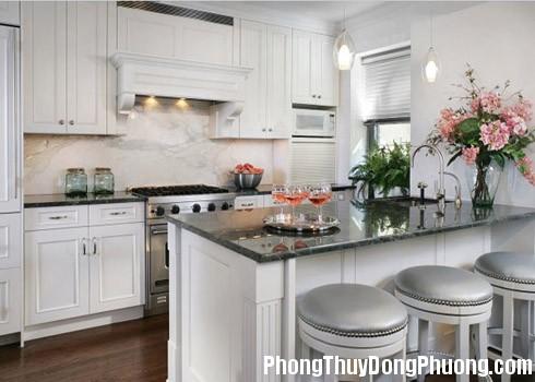 bep41 Bố trí bếp đem lại vượng khí cho ngôi nhà