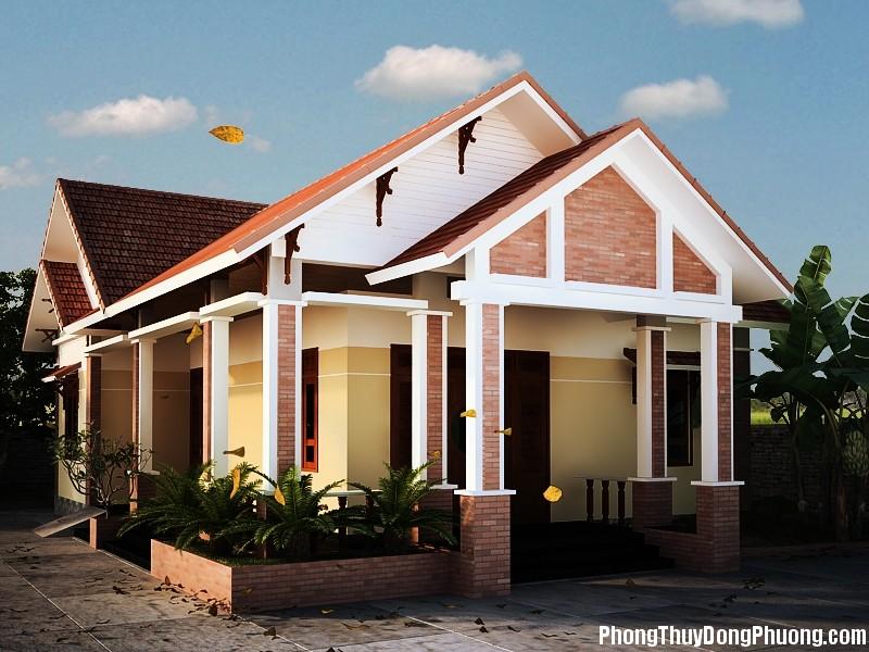 """nhadep Biện pháp giải hạn cho nhà có hướng """"sinh khí"""" (P2)"""