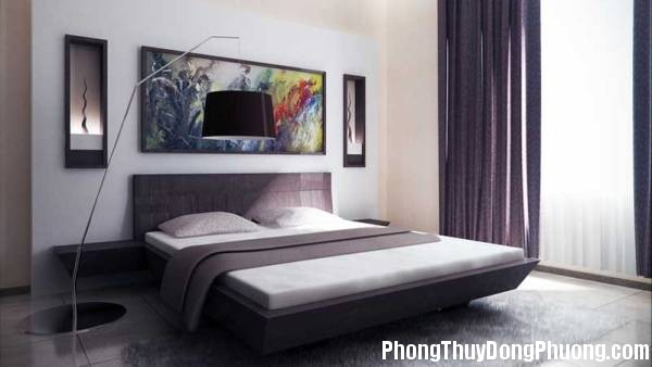 phong thuy ke giuong Kê giường hợp phong thủy